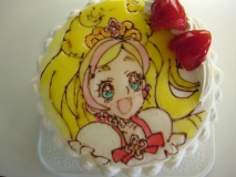 プリンセスプリキュア キュアフローラ 001