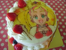 プリンセスプリキュア キュアフローラ2 001
